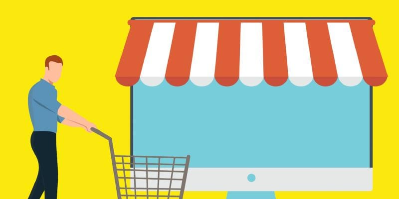 eCommerce using the JAM stack on static websites